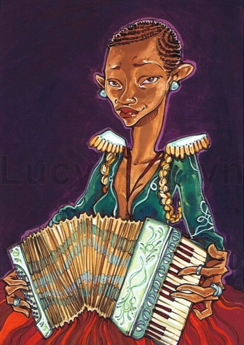 Accordion Player